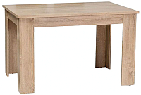 Обеденный стол Signal Avis 120 (дуб сонома) -