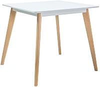 Обеденный стол Signal Declan II 80 (белый/бук) -