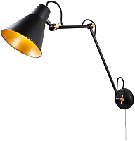 Бра SearchLight Wall 7403BK -