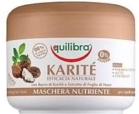 Маска для волос Equilibra Karite питательная (200мл) -