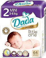 Подгузники Dada Premium Litle One 2 (64шт) -