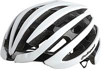 Защитный шлем Polisport Light Road 58/61 (L, белый/черный) -