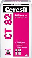 Клей для теплоизоляционных плит Ceresit CT 82 (25кг) -