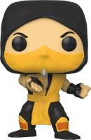 Фигурка Funko POP! Vinyl Games Mortal Kombat Scorpion 45110 / Fun2549463 -