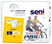 Трусы впитывающие для взрослых Seni Active Normal Large (10шт) -