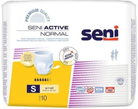 Трусы впитывающие для взрослых Seni Active Normal Small (10шт) -