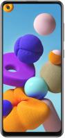 Смартфон Samsung Galaxy A21s 32GB / SM-A217FZKNSER (черный) -