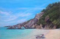 Авторская картина ХO-Gallery Рай / ТМ-2020-002 -