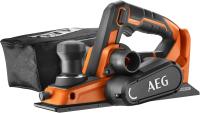Профессиональный электрорубанок AEG Powertools BHO18BL-0 (4935464988) -