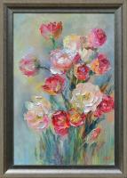 Авторская картина ХO-Gallery Голландские тюльпаны / ОК-2020-003 -