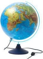 Глобус Globen Физико-политический с подсветкой / 01250091 -