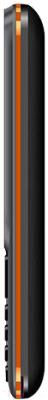 Мобильный телефон BQ Step XL+ BQ-2820 (черный/оранжевый)