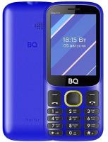Мобильный телефон BQ Step XL+ BQ-2820 (синий/желтый) -