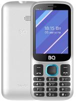 Мобильный телефон BQ Step XL+ BQ-2820 (белый/синий) -