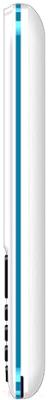 Мобильный телефон BQ Step XL+ BQ-2820 (белый/синий)