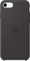 Чехол-накладка Apple Silicone Case для iPhone SE Black / MXYH2 -