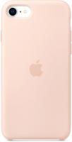 Чехол-накладка Apple Silicone Case для iPhone SE Pink Sand / MXYK2 -