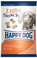 Лакомство для собак Happy Dog Light Snack с домашней птицей,ягненком,говядиной / 03233 (100г) -