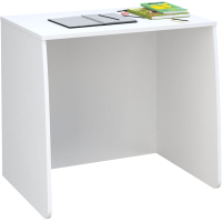Письменный стол Polini Kids Simple Для кровати-чердака (белый) -