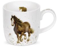 Кружка Portmeirion Wrendale Designs Лошадь / MMLN5629-XT 1 -