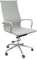 Кресло офисное Calviano Armando (ткань, серый) -