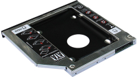 Бокс для жесткого диска AgeStar SSMR2S-1A (черный) -