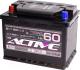 Автомобильный аккумулятор Active Frost 6СТ-60 Рус / AF60ЗL (60 А/ч) -
