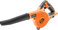 Воздуходувка AEG Powertools BGE18-0 (4935464986) -
