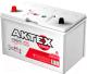 Автомобильный аккумулятор АкТех Asia 6СТ-90 Рус / ATCA90ЗL (90 А/ч) -