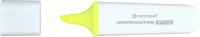 Текстовыделитель Centropen Style / 6252 0151 (желтый) -