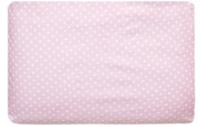 Наволочка детская Martoo Comfy 2 (розовый горох) -