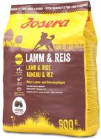 Корм для собак Josera Adult Lamb&Rice (900г) -