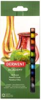 Набор масляной пастели Derwent Academy Oil Pastel / 2301952 (12шт) -