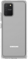 Чехол-накладка Araree S Cover для Galaxy S10 Lite / GP-FPG770KDATR (прозрачный) -