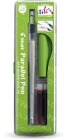 Ручка перьевая Pilot Parallel Pen FP3-38-SS -