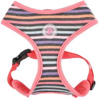 Шлея-жилетка для животных Pinkaholic Effie / NAUA-HA7629-IP-M (розовый) -