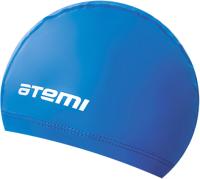 Шапочка для плавания Atemi PU51 (голубой) -