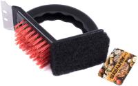 Щетка для чистки гриля Шашлычок 666001CN -