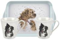Набор для чая/кофе Portmeirion Wrendale Designs Собаки / X0011658929 -
