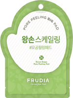 Пилинг для лица Frudia Отшелушивающий диск с зеленым виноградом (3мл) -