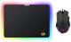Мышь+коврик Redragon M602A-BA / 78380 -
