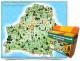 Пазл Белкартография Животный и растительный мир Беларуси 3D (картонный) -