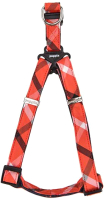 Шлея Puppia Baxter X / PLSA-HX1602-OR-S (красный) -
