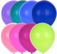 Набор воздушных шаров KDI Декор / DA-11-100 (в ассортименте, 100шт) -