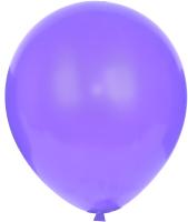 Набор воздушных шаров KDI Стандарт / SL-12-100 (лавандовый, 100шт) -
