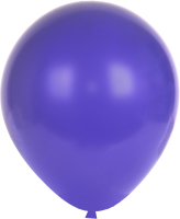 Набор воздушных шаров KDI Стандарт / SPURPLE-12-100 (пурпурный, 100шт) -