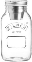 Набор для ланча Kilner On The Go K-0025.791V (с соусником) -