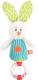 Погремушка Happy Baby Заяц Макс / 330651 -