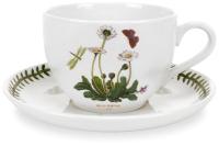 Чашка с блюдцем Portmeirion Botanic Garden Маргаритка / BGHG42000S -