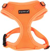 Шлея-жилетка для животных Puppia Neon Soft / PAQA-AC1430-OR-S (оранжевый) -